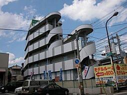 シャンテー招提[3階]の外観