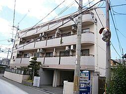 大阪府豊中市螢池中町4丁目の賃貸マンションの外観