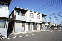 栃木県下都賀郡壬生町落合3丁目の賃貸アパートの外観