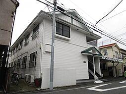 アパートメントハウス上島[1階]の外観