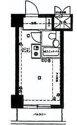 ライオンズマンション横浜ウエスト[4階]の間取り