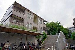 神奈川県横浜市青葉区たちばな台2丁目の賃貸マンションの外観