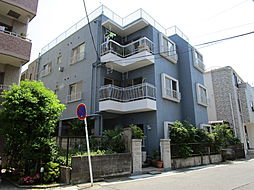 神奈川県川崎市高津区溝口5丁目の賃貸マンションの外観