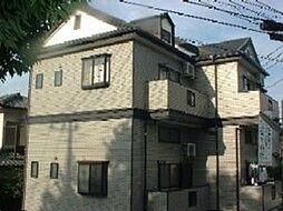 ステディハウス神松寺[102号室]の外観