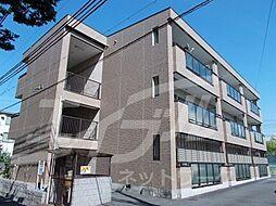 大阪府吹田市清和園町の賃貸マンションの外観