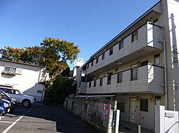 第2中北ビル[301号室]の外観
