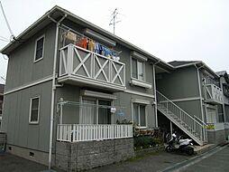 大阪府豊中市原田元町1丁目の賃貸アパートの外観