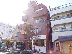 東十条藤巻ビル[203号室]の外観