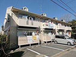 千葉県千葉市緑区おゆみ野5の賃貸アパートの外観