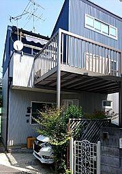 [一戸建] 東京都八王子市堀之内 の賃貸【/】の外観