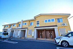 JR八高線 箱根ヶ崎駅 徒歩5分の賃貸アパート