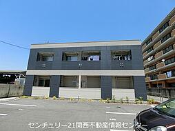 ハピーハウス[1階]の外観