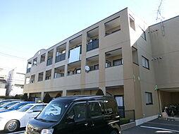 東京都江戸川区東松本1丁目の賃貸マンションの外観