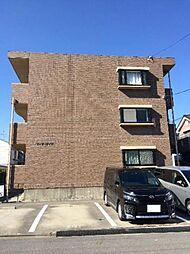 愛知県岡崎市日名中町の賃貸マンションの外観