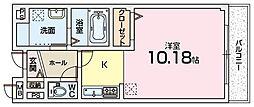 プログレNガンマ[2階]の間取り