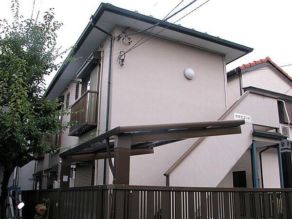 セサミコート 2階の賃貸【東京都 / 調布市】
