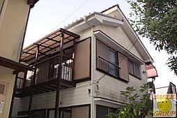 コーポ田中[201号室]の外観