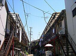 [タウンハウス] 大阪府大阪市平野区加美東1丁目 の賃貸【/】の外観