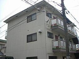 大阪府豊中市服部南町4丁目の賃貸マンションの外観