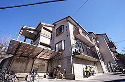 埼玉県朝霞市岡3丁目の賃貸アパートの外観