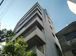 兵庫県神戸市中央区海岸通4の賃貸マンションの外観