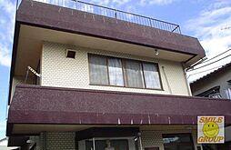 コーポ峰清[2階]の外観