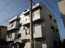 大阪府豊中市服部南町5丁目の賃貸マンションの外観