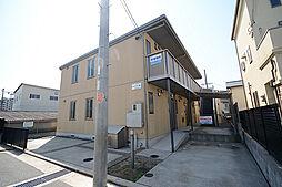 大阪府和泉市王子町1丁目の賃貸アパートの外観