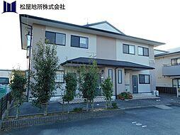 愛知県豊橋市忠興3丁目の賃貸アパートの外観