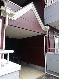 栃木県小山市犬塚2丁目の賃貸アパートの外観