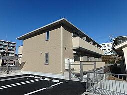 京王相模原線 京王多摩センター駅 徒歩7分の賃貸アパート