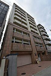大阪府大阪市城東区新喜多2の賃貸マンションの外観