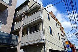 アルファサカモト[3階]の外観