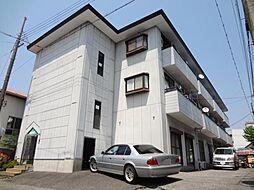 滋賀県東近江市春日町の賃貸マンションの外観