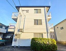 神奈川県相模原市中央区千代田1丁目の賃貸アパートの外観