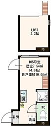 小岩駅 5.4万円