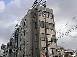 大阪府池田市室町の賃貸マンションの外観