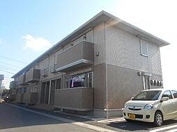埼玉県三郷市新和3丁目の賃貸アパートの外観