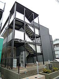 リブリ・アカデミーII[2階]の外観