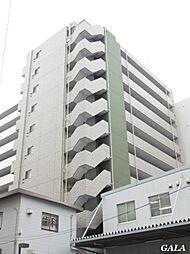 グランド・ガーラ新横浜North[10階]の外観