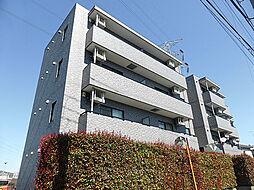 東京都東村山市廻田町1丁目の賃貸マンションの外観