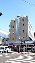 静岡県静岡市葵区太田町の賃貸マンションの外観