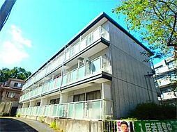 東京都多摩市南野2の賃貸マンションの外観