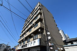 大阪府松原市別所2の賃貸マンションの外観