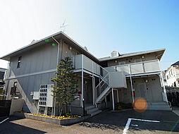 フローラルコート須磨[2階]の外観