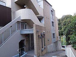 ヒルズ西赤坂[405号室]の外観