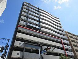 コンフォリア扇町[10階]の外観
