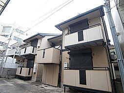トラスト神戸[1階]の外観