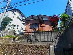 [一戸建] 東京都日野市南平2丁目 の賃貸【/】の外観