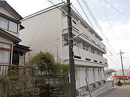 東京都八王子市絹ケ丘1丁目の賃貸アパートの外観